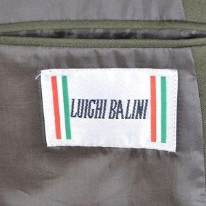 Luighi Balini Suits & Blazers - Luighi Balini 46R Sport Coat Blazer Suit Jacket Da